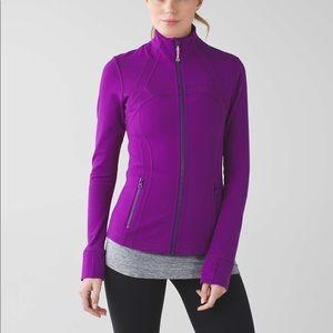 LULULEMON Define Jacket Tender Violet